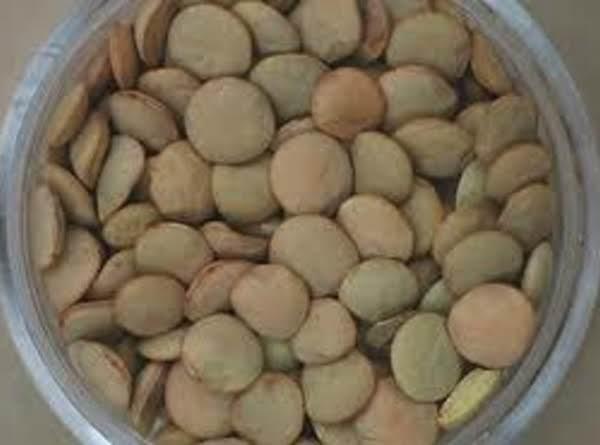Lentils & Brown Rice Recipe