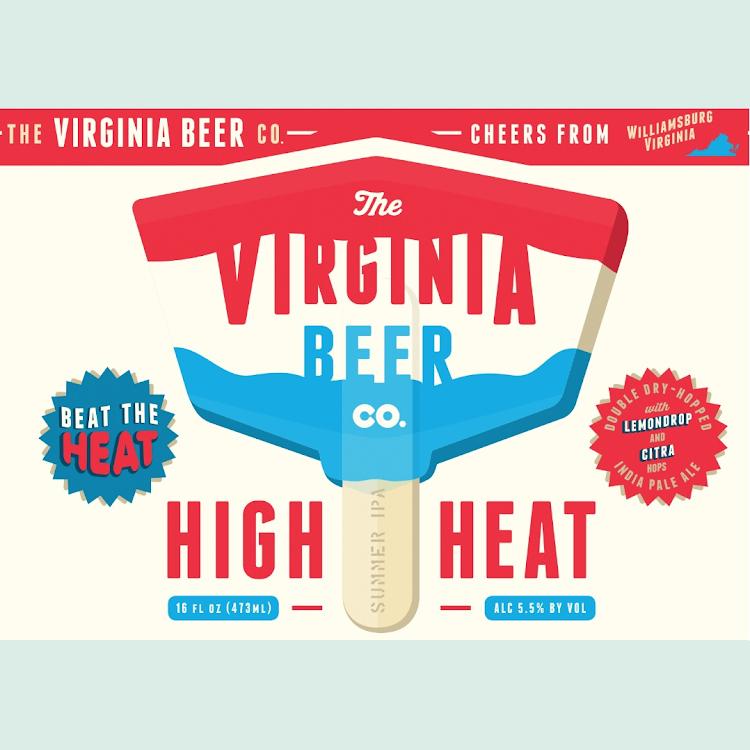 Logo of Virginia Beer Co. High Heat Summer IPA