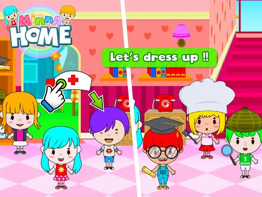 Minna Home Sweet Pretend Playground 1.1.1 Screenshots 8