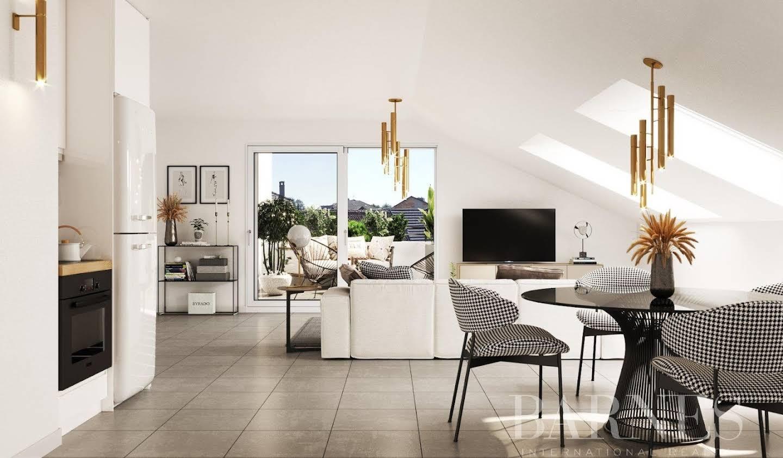 Appartement avec terrasse Cruseilles
