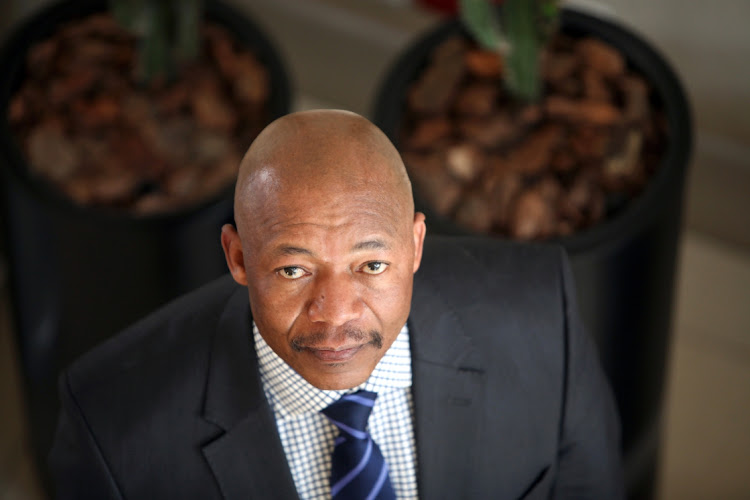 Dan Matjila, previous CEO of the Public Investment Corporation. Picture: SUNDAY TIMES/JAMES OATWAY