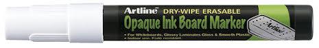 Penna Artline Dry-Wipe 4mm vit