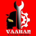 VAAHAN - A Service Reminder icon