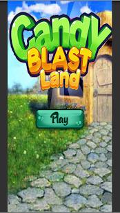 Candy Blast Land - náhled