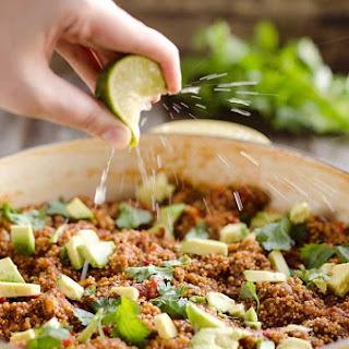 Light Taco Quinoa Skillet