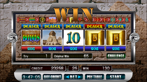 Slot The Pharaoh 4 2