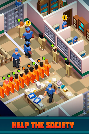 Prison Empire Tycoon - Idle Game 0.9.0 screenshots 5