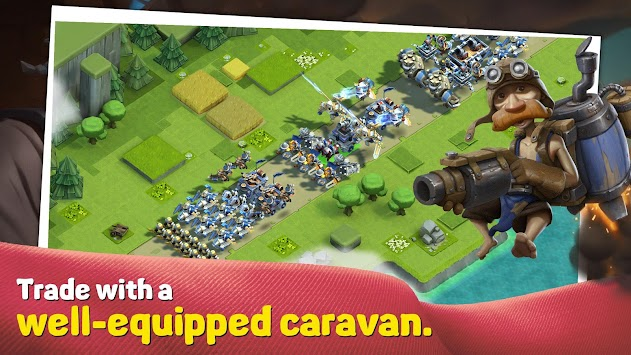 Caravan War (Unreleased) apk screenshot
