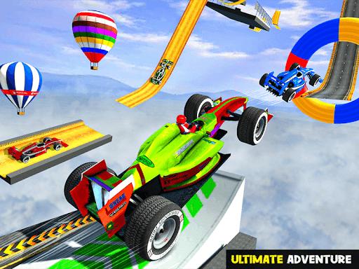 Gt Formula Car Racing Stunts : Impossible Tracks 1.3 screenshots 7