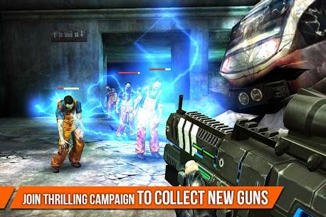DEAD TARGET: Zombie Shooting MOD (Unlimited Gold/Cash) 5