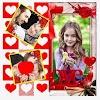 تركيب الصور في اطارات love APK