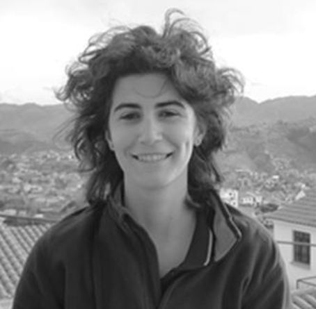 Escritora Ana Bárbara Pedrosa