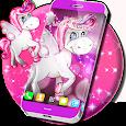 Live Wallpaper Unicorn icon