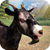 Mad Goat - Crazy Fun Simulator