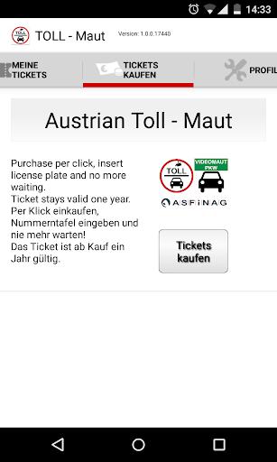 TOLL - Maut