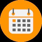 Kalenderverschiebungen icon