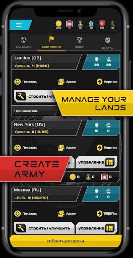 Domination: Earth 2.3.3 screenshots 3