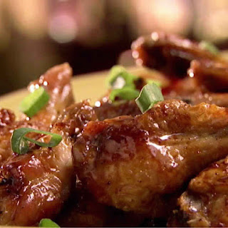 Sweet, Sticky and Spicy Chicken.