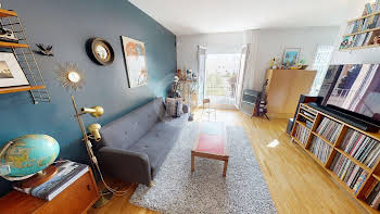 Appartement 3 pièces 62,03 m2