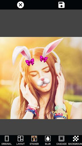 Photo Editor Filter Sticker & Selfie Camera Effect screenshot 20