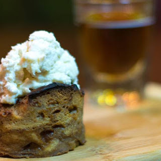 Bourbon Apple Bread Pudding Recipe