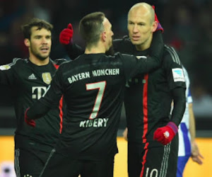 Le Bayern de Munich reprend sa marche en avant