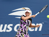 Elise Mertens rekent af met Laure Siegemund in eerste ronde van de US Open