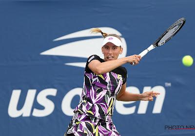 Elise Mertens hakt Duitse in de pan en kent prima start op US Open