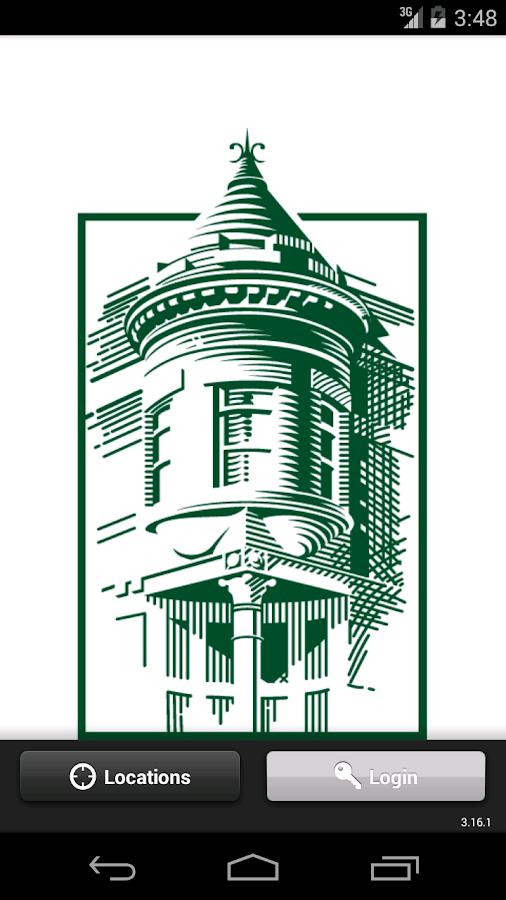 Bank of Fayetteville- screenshot