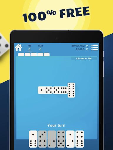 Dominoes the best domino game 1.0.13 screenshots 7