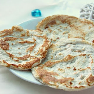 Coconut Flour Flat Bread.