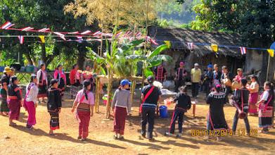 Photo: Huai Jakan: Lahu New Year