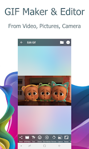 Video2me: Video Editor, Gif Maker, Screen Recorder Mod 1.5.23 Apk [Pro/Unlocked] 1