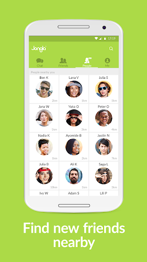 無料通讯AppのJongla - Instant Messenger|記事Game