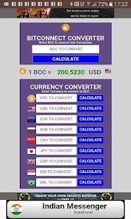 BITCONNECT (BCC) CONVERTER - náhled