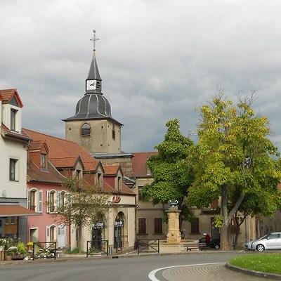 photo de Saint-Walfried de Welferding