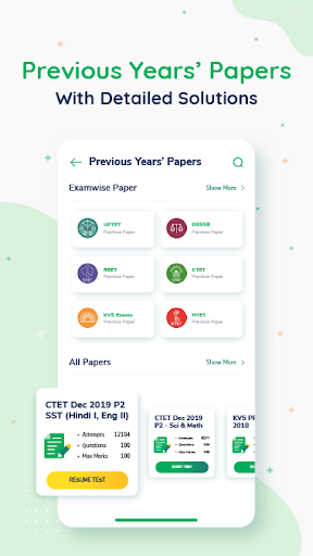 Exam Preparation App: Free Mock Test, Live Classes screenshot 4
