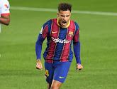 Philippe Coutinho zou enkele maanden out zijn met een meniscusblessure
