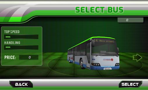 real autobus - náhled