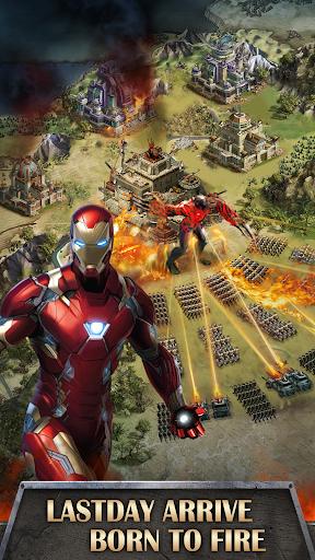 Mutants War: Heroes vs Zombies MMOSLG apktram screenshots 2