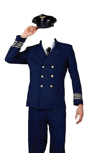 Pilot Suits Photo Effects
