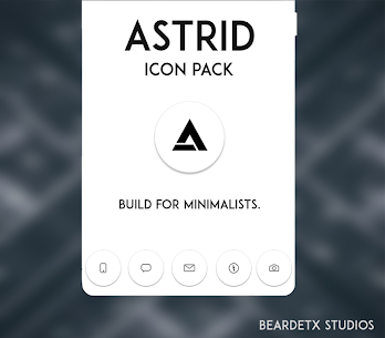 Astrid Icon Pack v11.0.0 [Patched] APK [Latest] 1
