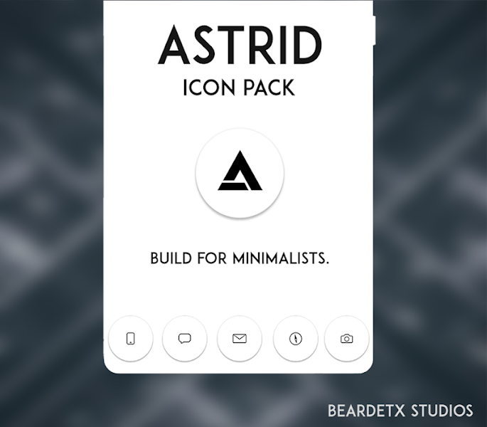 Astrid Icon Pack v1.1.3 [Patched]