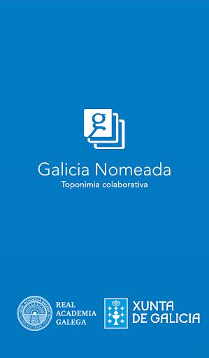 Galicia Nomeada screenshot 1