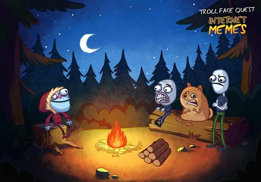 Troll Face Quest Internet Memes  captures d'écran 2