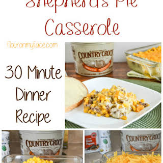 Shepherd's Pie Casserole.
