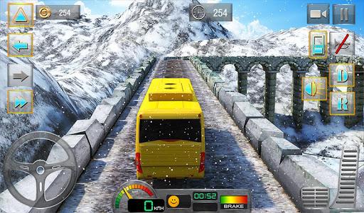 Bus Driver 3D: Hill Station 1.7 screenshots 11