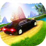 Limo Offroad Parking Simulator Icon