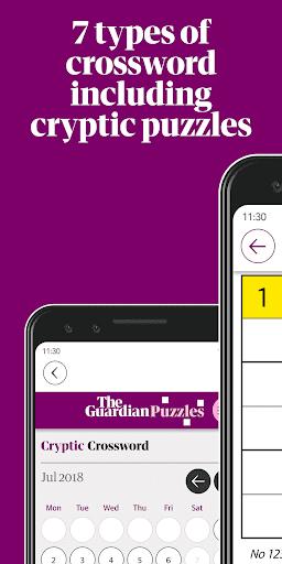 Guardian Puzzles & Crosswords screenshot 2
