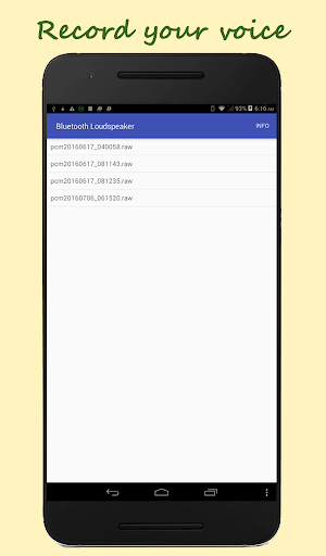 Bluetooth Loudspeaker 5.4 Screenshots 13